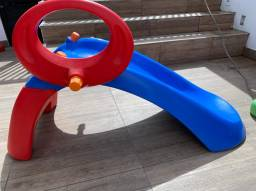 Escorrego bandeirantes - playground