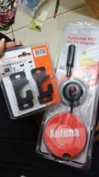 Antena + suporte