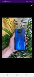 Xiaomi Poco x3 128 GB 3 dias de comprado na caixa