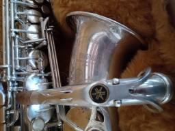 sax alto yamanha yas 62 prata