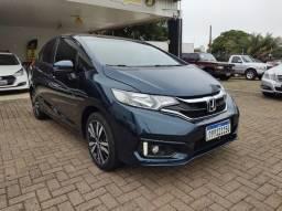 Honda Fit Ex Automatico. Impecável 2018