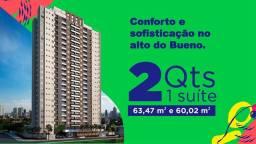 Terrazo Vista Bueno Serrinha 2Q - Goiânia