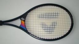 Raquete de Tenis Donnay Graphite MID 725 / L1 120 / Raridade