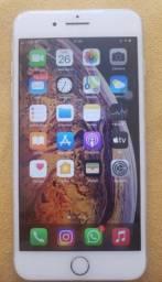 iPhone 8 Plus branco