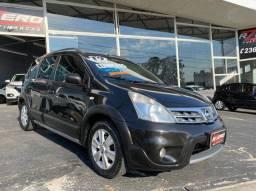 Nissan Livina 2012 Sl X Gear Automática 1.8 Flex Revisada