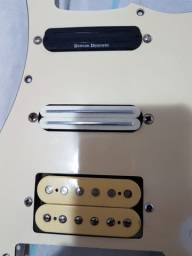 Título do anúncio: Captadores Fender hh malagoli lite 59