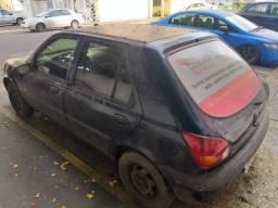 Ford Fiesta Street 2002