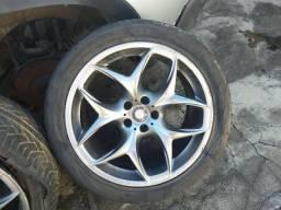 Roda aro 20 BMW, 1 pneu bom