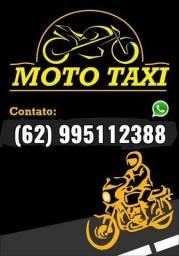 Moto táxi particular