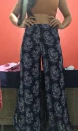 Calça pantalona TAM 36