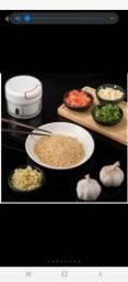 Mini Triturador de Cebola Alho Alimentos Mini Food Chopper