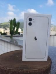 Iphone 11 64gb Branco NOVO e LACRADO!