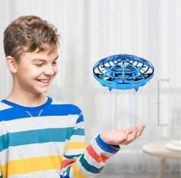 Promoção Mini Drone Disco Voador Ufo Infantil Indução