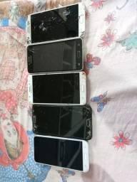 Vendo 5 celulares