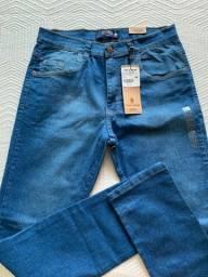 Calça jeans masc. TAM 44