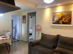 Apartamento com 2 dormitórios à venda, 57 m² por R$ 140.000 - Virgem Santa - Macaé/RJ
