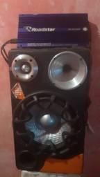 módulo rodstar  840 wats com caixa completo