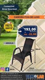 Cadeira de Fibra para VARANDAS