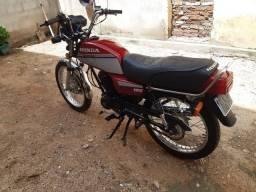 Moto Honda ml 1988