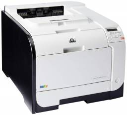 Impressora HP Laserjet Color Pro 400 - M451DW