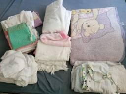 Cobertor e manta bebê