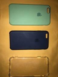 3 cases para iphones 6s.