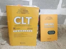 CLT e MP por apenas R$80,00 os dois