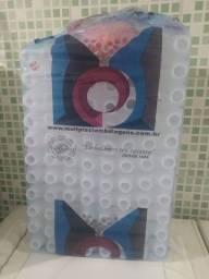 Garrafa plástica com tampa 500ml e 300ml