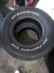 vendo 5 pneus aro da s10