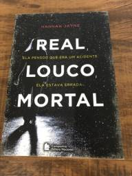Livro Real, Louco, Mortal