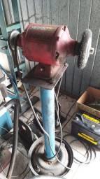 Motoesmeril Industrial 1/2 Cv Mono 220v Somar USADO