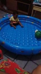 Piscina 550 litros