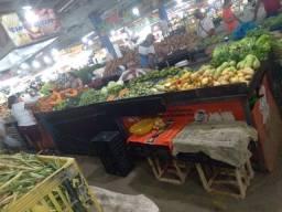 Vende se Banca no mercado  das mangueiras