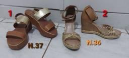7 sandálias