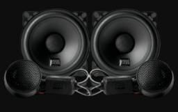 Alto falante Kit 2 vias Nar 4 Polegadas Serie 1 (4 Pol / 100w Rms) Alta Qualidade Sonora