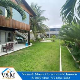 Ref584 N6521 Lindíssima Casa Beira Mar excelente localização perto de colégio e banco
