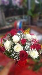 Buquê de Flores 85,00 entrega grátis