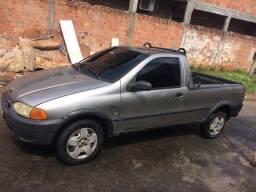 Fiat strada Ano 2000