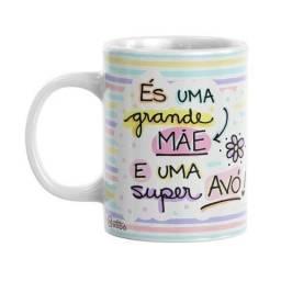 CANECA PERSONLIZADA DIA DAS MÃES POR 18,00 REAIS