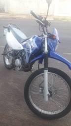 Yamaha xtz 125cc 2012 original