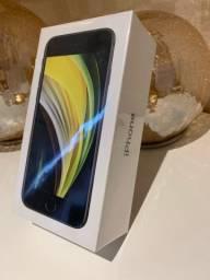iPhone SE 2 64GB, LACRADO, Garantia Apple 1 ano, Oportunidade!