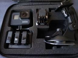 Gopro 7 Black 4K Wifi a Prova D'água 12MP