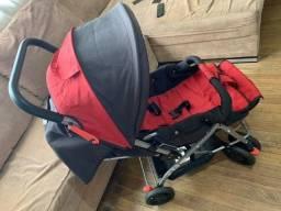 Carrinho de bebê 350,00