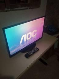 "TV MONITOR AOC 24"" FULL HD"