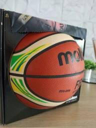 Bola De Basquete Molten Gl7x - Ed. Especial Olimpíadas Rio