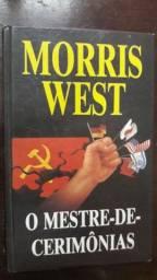 livro: O Mestre de cerimônias <br>