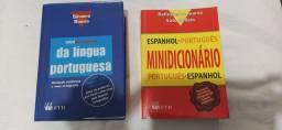 Dicionários de português e espanhol FTD