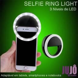 RingLight Selfie