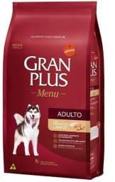 Ração Affinity PetCare GranPlus Menu Frango e Arroz para Cães Adultos 15kg