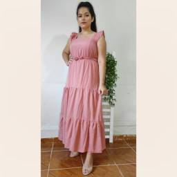 Vestido longo @mariafina.store Teresina Pi